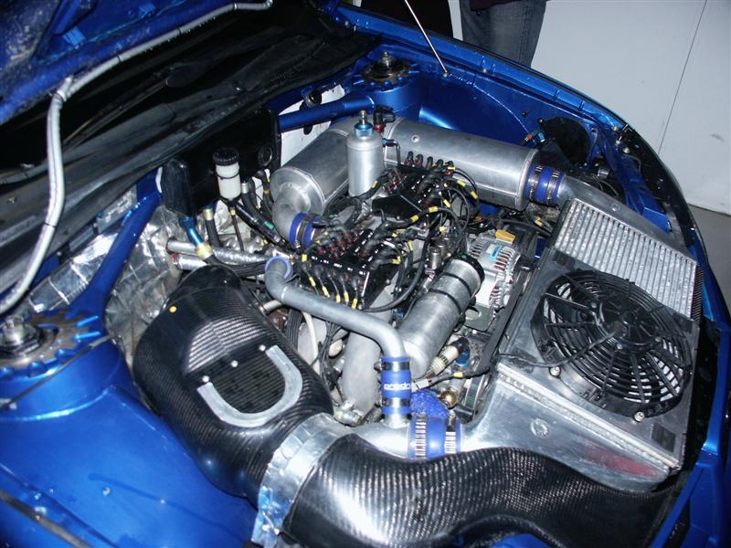 Under The Hood Of An Impreza Sti Wrc Page 2 Subaru