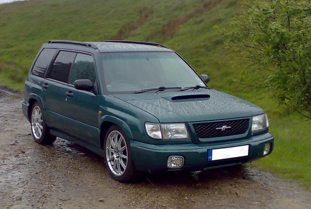 Subaru Forester Owners Forum View Single Post Green Forester