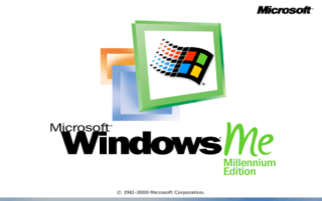 windows me logo