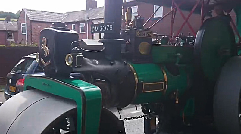 Fred Dibnah's Betsy