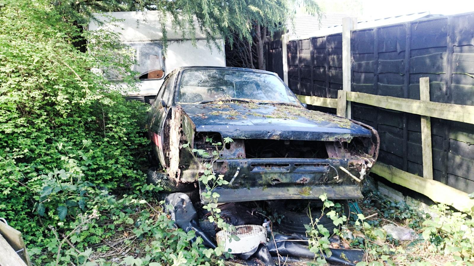 Photos of Congleton: Mk1 Fiesta