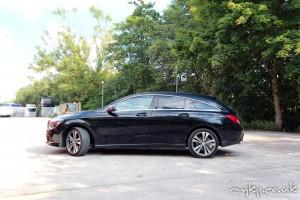 Mercedes CLA Shooting brake review