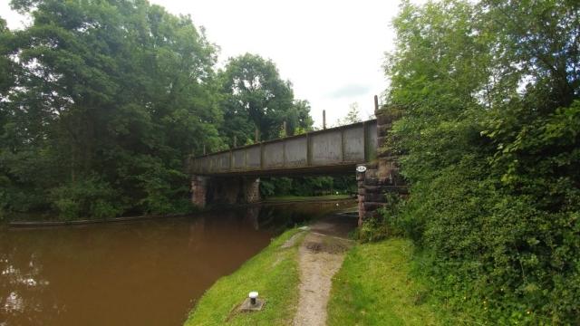 Bridge 56A at Bosley Locks