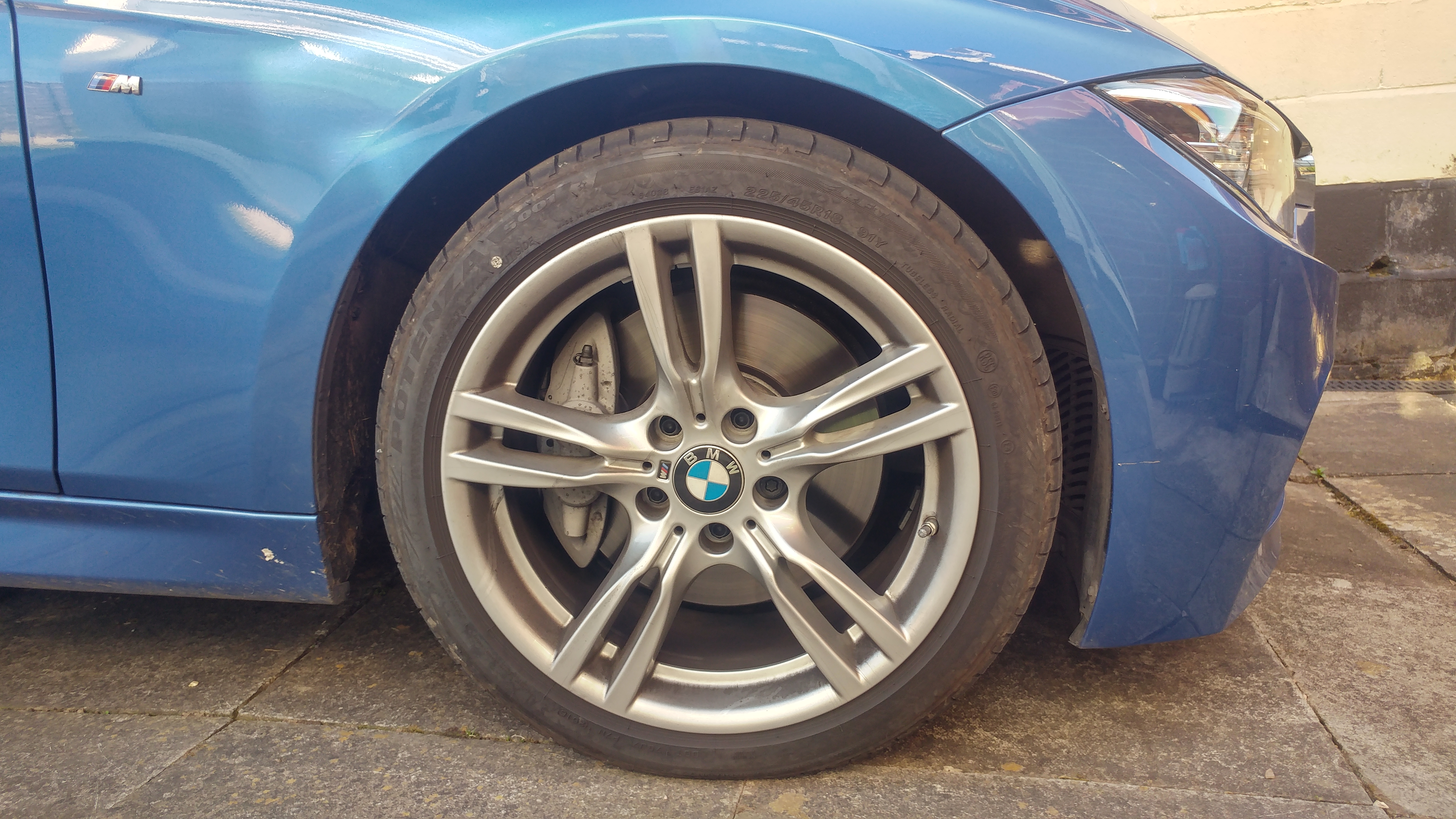 BMW 335d xDrive M-sport review - Mike Porter's - mykp co uk