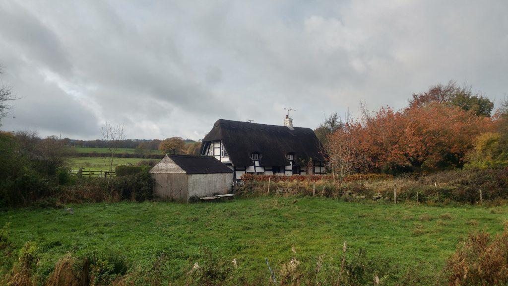 Thatched Cottage, Biddulph